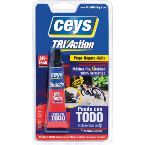 ADHESIU I SELLADOR CEYS MS-TECH,20 GR.