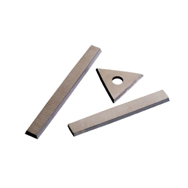 FULLA PER RASQUETA TRIANGULAR MOD. 625. 25 MM.
