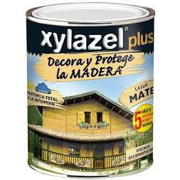 XYLAZEL DECORA CASTANY MATE 5 LT.