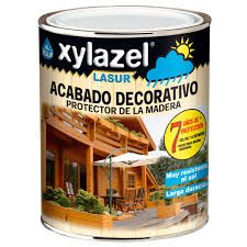 XYLAZEL DECORA EBANO MATE 750 ML.